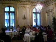 Paris Press Club, February 5, 2007