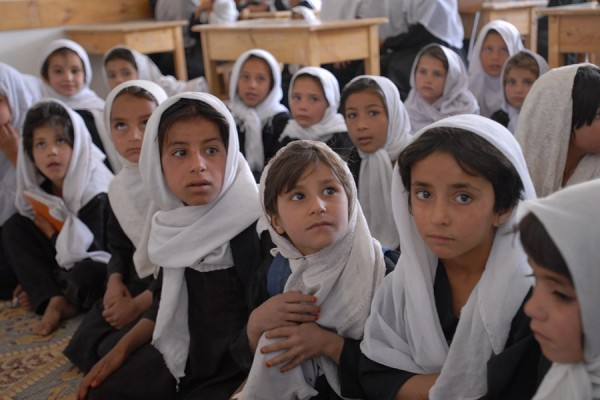 Afghan Girls_Afghan Times_Education