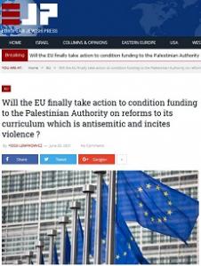 EJP_Published EU PA Review_Screen