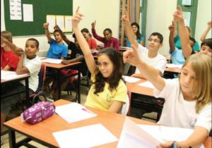 Israeli School Children
