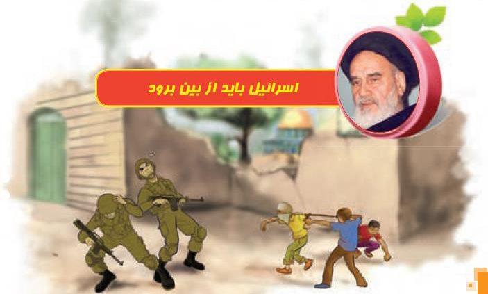 Kohmeini- Destroy Israel
