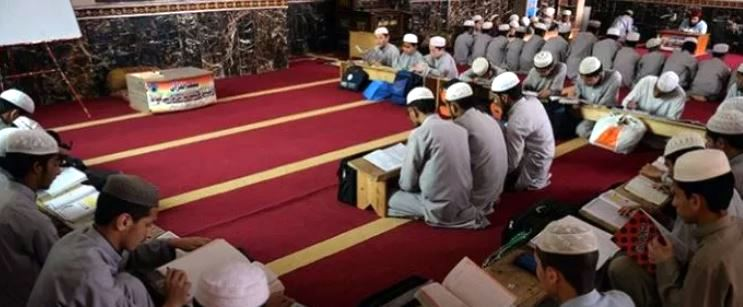 Madrassa Students