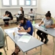 Tunisian Students in Classroom