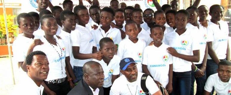 WAPCF participants gather for a picture